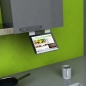 Preview: Kitchen-Holder für iPad und Android Tablet PC's